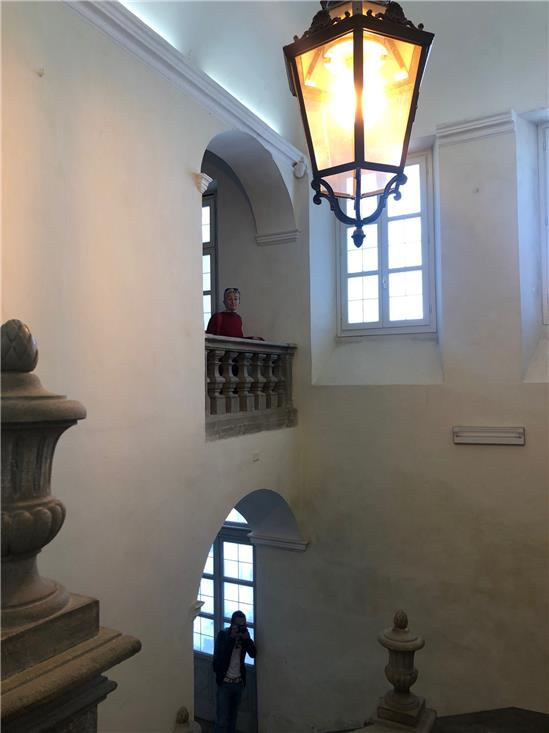 Progetto Ciak in prova a Palazzo Rorà